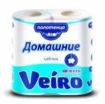 Полотенца бумажные Veiro Домашние