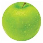 Коврик для мыши «Яблоко»