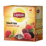 """Чай черный пакетированный """"Lipton"""" FOREST FRUIT"""