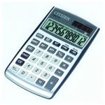 Калькулятор карманный 12р. CPC112 WB Citizen