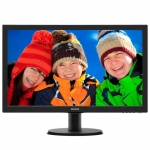 "Монитор 23,6"" Philips 243V5LSB/62 (VGA)"