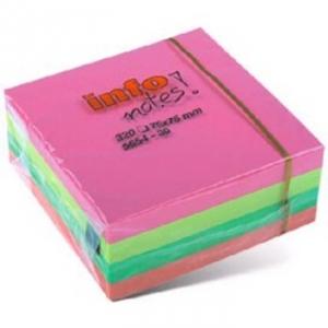 """Бумага для записей на клейкой основе """"Куб"""""""