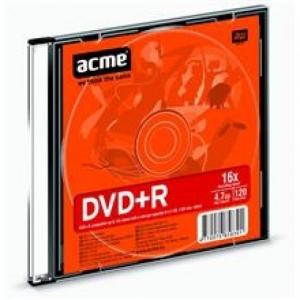 DVD+R 4,7 Гб 16х Acme