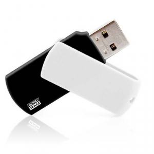USB-накопитель GOODRAM COLOUR BLACK&WHITE;