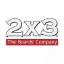 2x3 boards company